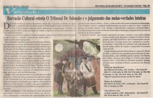 Salomao -Jornal dos bairros